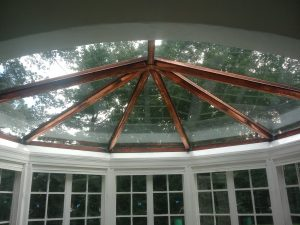 copper conservatory